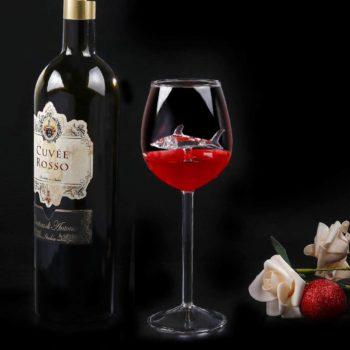 Shark Wine Glasses