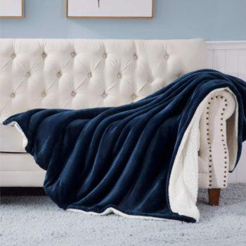 Sherpa Fleece Blanket