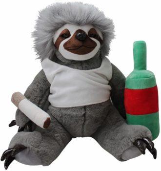 Slacker sloth