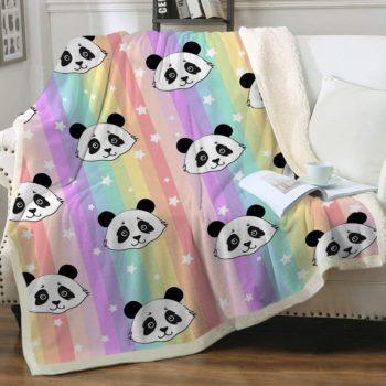 Sleepwish Animal Plush Blanket