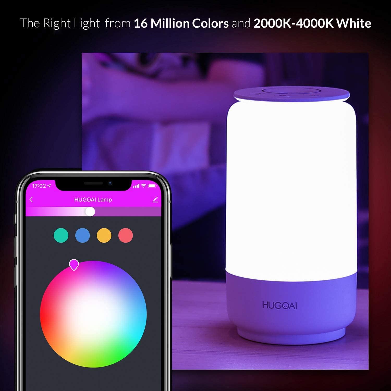 1. Smart Table Lamp