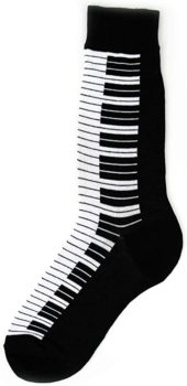 Socks for Piano Players