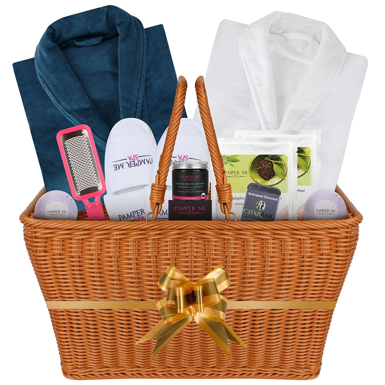 10. Spa Gift Basket