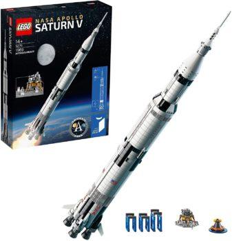 Spaceship collector building set