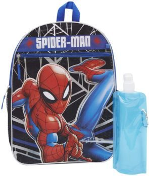 Spiderman Backpack Combo Set