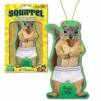 Squirrel Deluxe Air Freshener