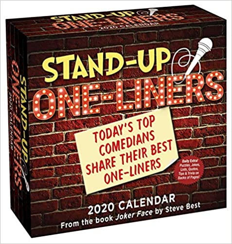 2. Stand-Up One-liners