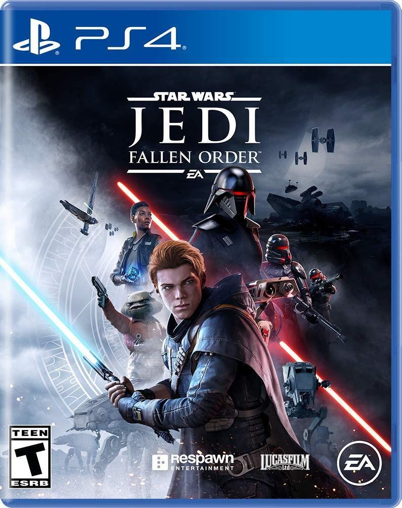6. Star Wars Jedi: Fallen Order