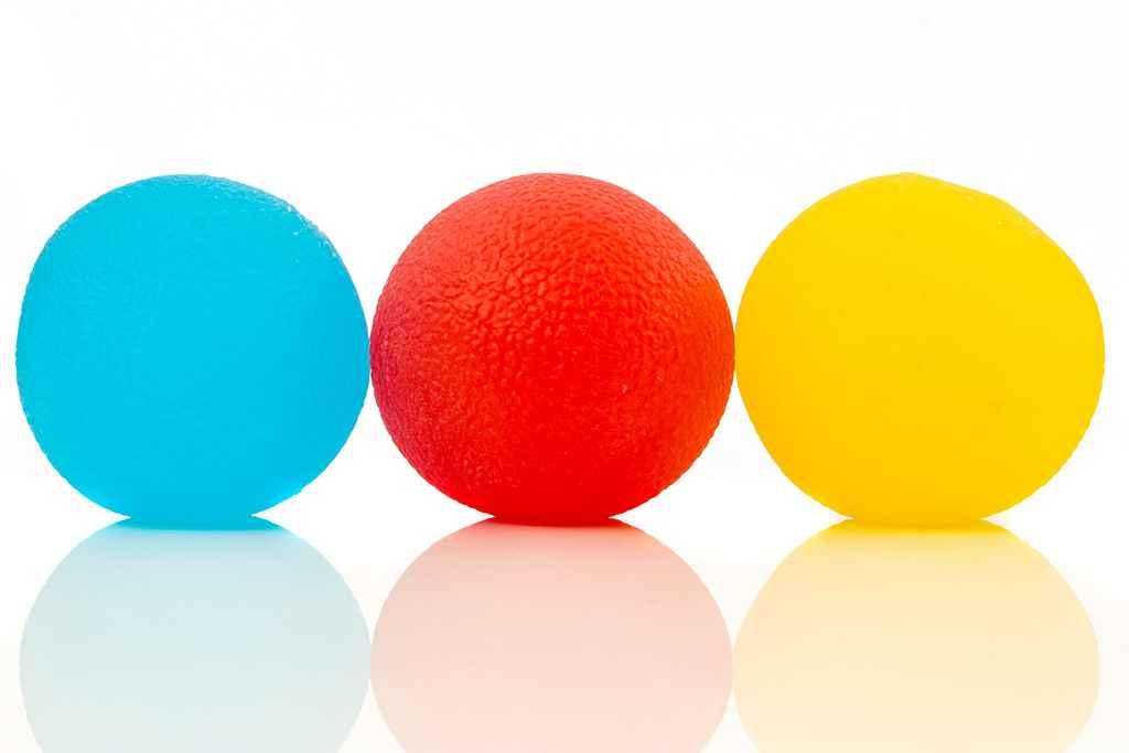 1. Stress Relief Balls (3-pack)