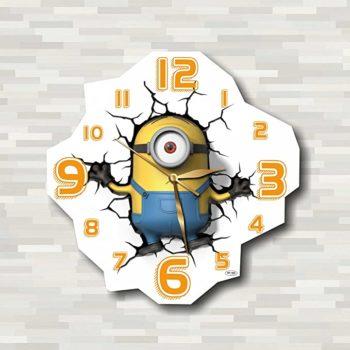 "Stuart 11"" Handmade Wall Clock"