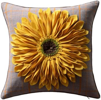 Sunflower Pillowcase