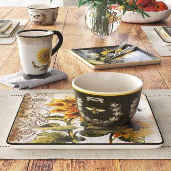 Sunflower Tableware Set