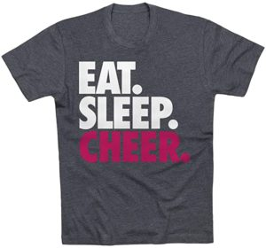 T-Shirts for Cheerleaders