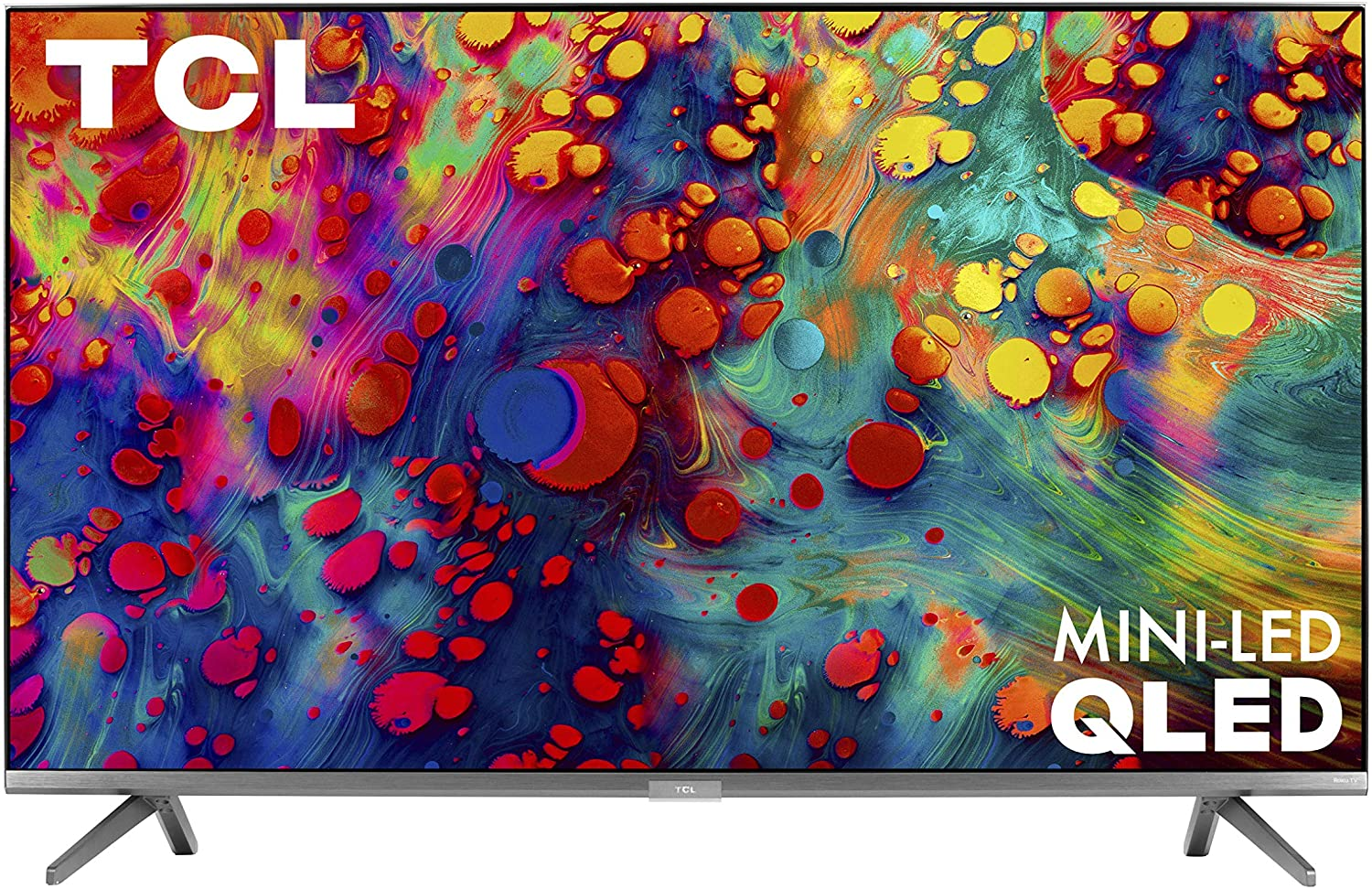 2. TCL 6-Series 55-Inch 4K TV