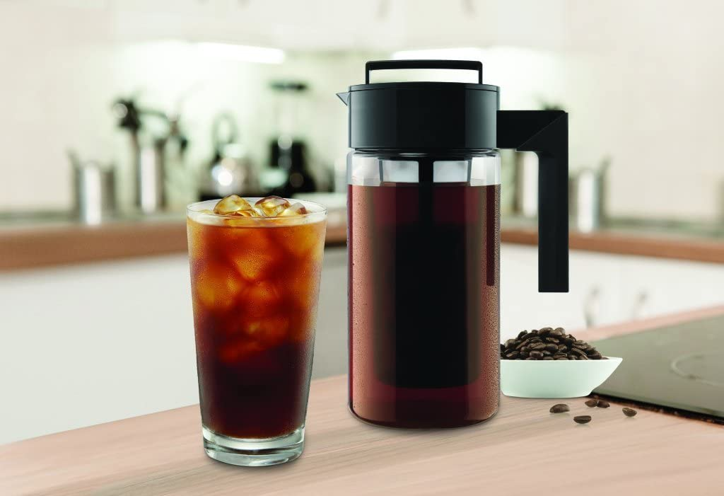 8. Takeya Deluxe Cold Brew Iced Coffee Maker
