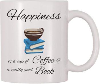 The economist's coffee cup