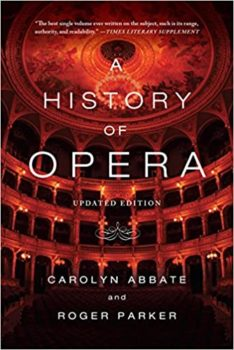 The history book of opera