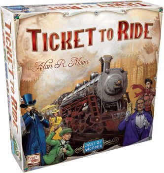 Ticket to Ride – Game