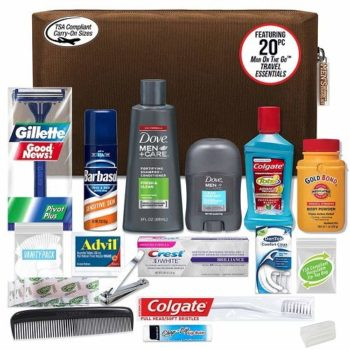 Toiletry Supplies