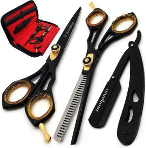 Tool Box for Hair Cut