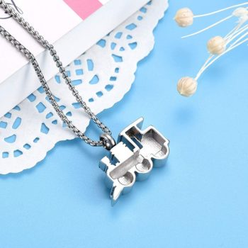 Train Necklace