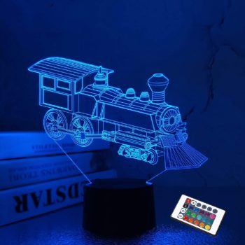 Train Night Light