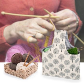 Travel Canvas Project Wrist Bag