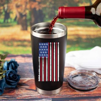 Travel Tumbler for Drummers