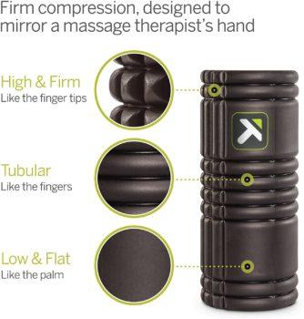 TriggerPoint GRID Foam Roller for Exercise