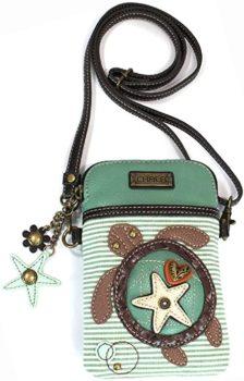 Turtle handbag purse