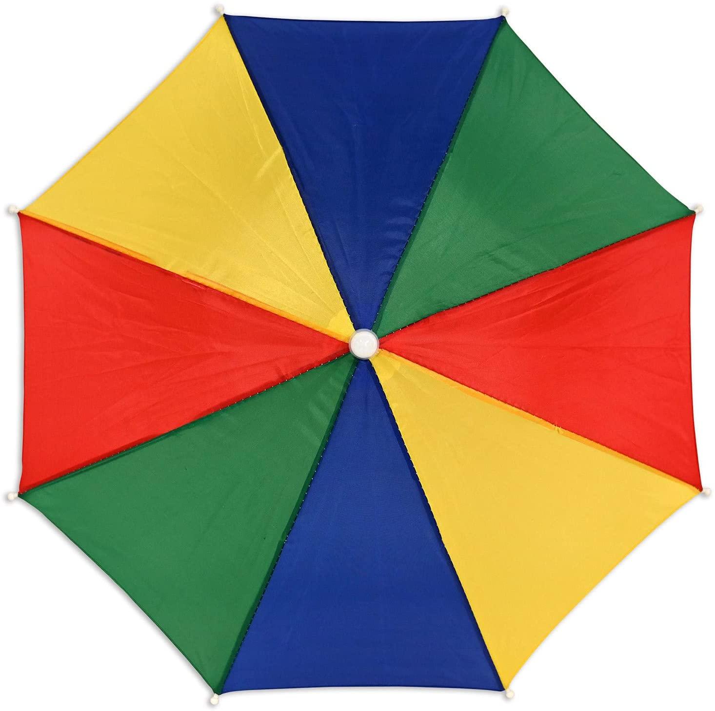 7. Umbrella Hat