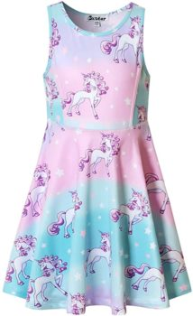 Unicorn Mermaid Dresses