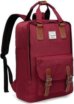 VASCHY Vintage 15in Backpack