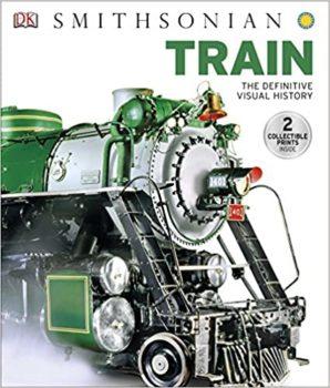 Visual History of Train – Book