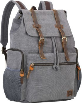 WOW BOX Canvas Backpack