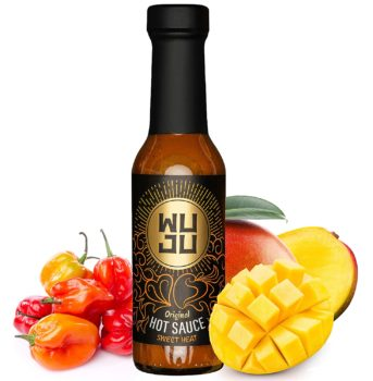 WUJU Original Agave Hot Sauce