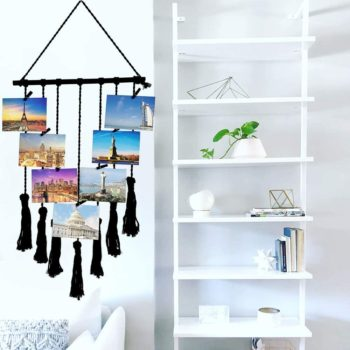 Wall Mounted Photo Organizer