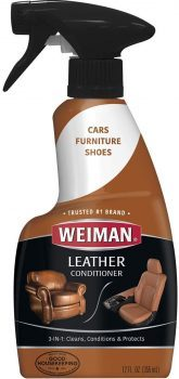 Weiman Leather Cleaner and Conditioner for Furniture