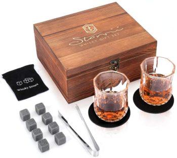 Whisky Glass Set for Men