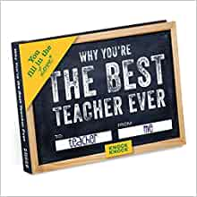 1. Why You're the Best Teacher Book