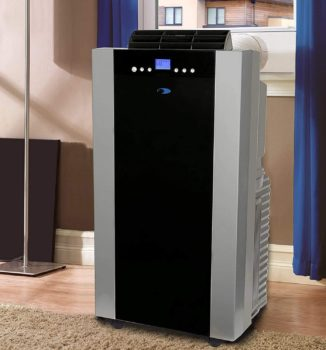 Whynter ARC-14S Dual Hose Portable Air Conditioner