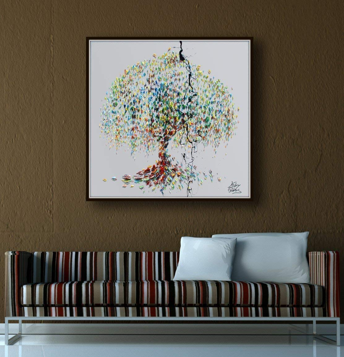 1. Willow Tree Painting
