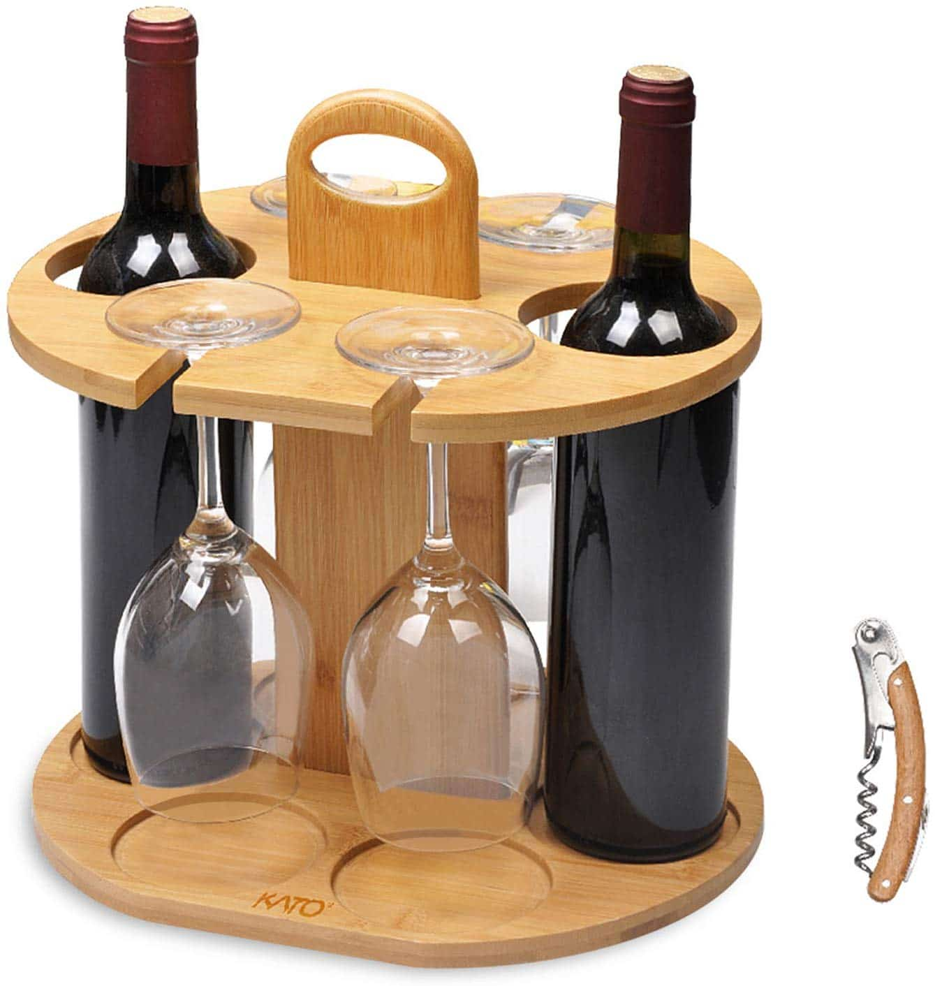 7. Wine Caddy