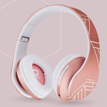 Wireless Stereo Foldable Headphones