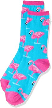 Women's Flamingo Socks