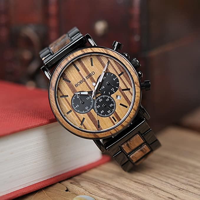 9. Wooden Watch