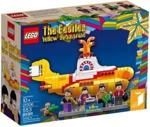 Yellow Submarine Building Kit