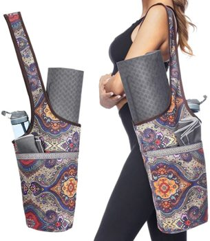 Yoga Mat Bag with