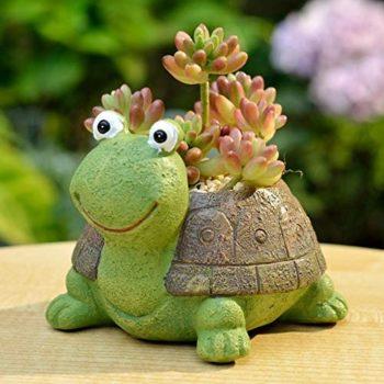Youfui Animal Garden Pots Plant Holder