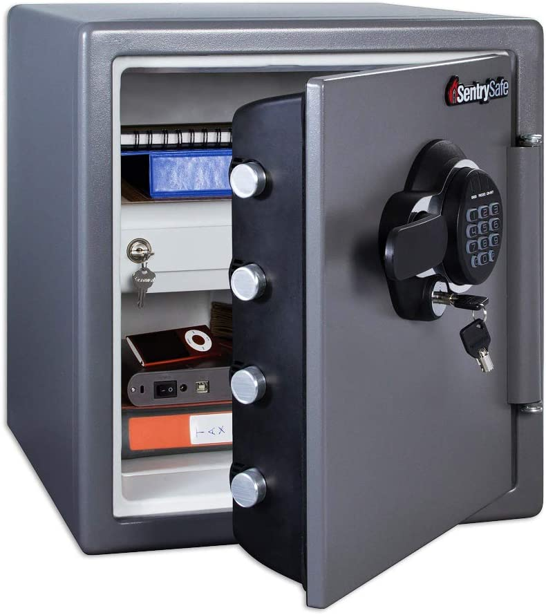 electrical panel wall safe